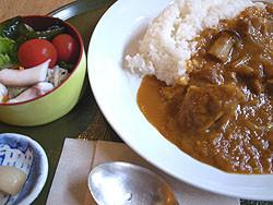 もったいない食堂 市民会館店:ティアオリジナルカレーライス