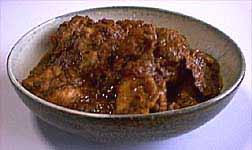 インド風チキンカレーのレシピ