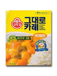 韓国の「クールカレー」
