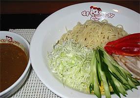 味千ラーメン:カレー冷麺