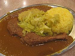 ナイルレストラン:ムルギーランチ