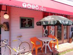 スパイス&カフェ nico:店舗