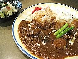 味乃なじみ:本格欧風カレー
