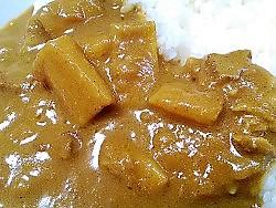 幕末牛鍋カレー:実物