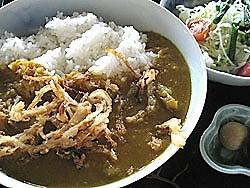 赤松館:赤松館百年カレー