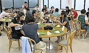 「グルジリ熊本」昼の部