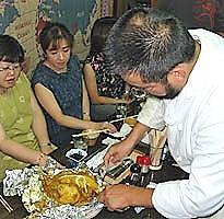 第13回オフ会:丸鶏カレー料理