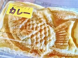 タコヤキ でんでん:サラタマカレーば食うたっ鯛