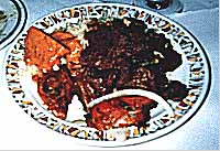 トロントのインド料理店