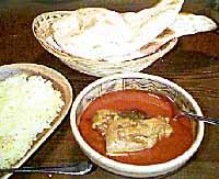 食堂インド:スペシャルカリー