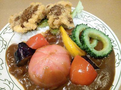 味乃なじみ:かっちょの彩鶏カレー