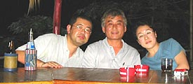 タイ・プーケット島でミニオフ会